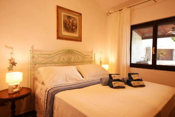 Stanza matrimoniale Doppelzimmer Master bedroom