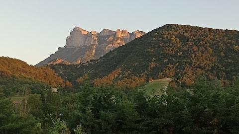 Gîte au coeur de la Drôme