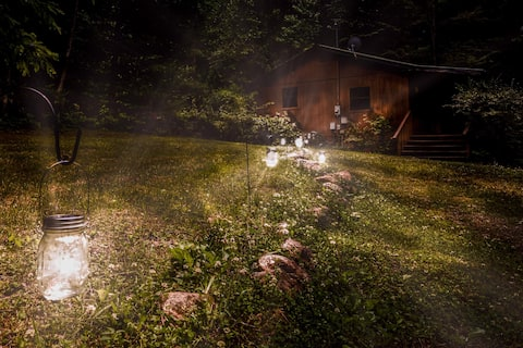 Peaceful Cabin in the Smokies near to it all...