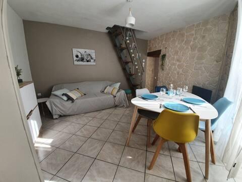 La Maisonnette, Treigny, Guédelon