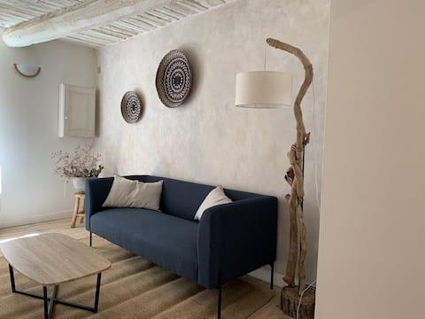 Appartement cosy dans village provençal