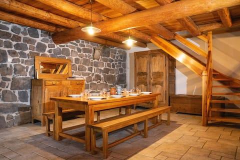 """""""Chez Jacquou"""", Maison familiale rénovée."""