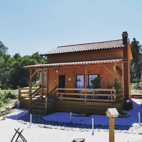 "!!!NEW!!! Log cabin ""Levantara house"""