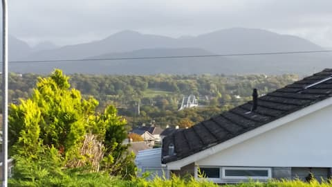 Snowdonia View on Isle of Anglesey