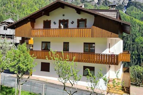 Appartamento tranquillo nel cuore delle Dolomiti