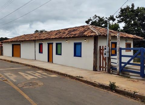 Casa Mineira Aconchegante Perto da Serra do Caraça