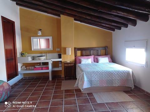 Casa rural agradable y acogedora en Pozo Alcon
