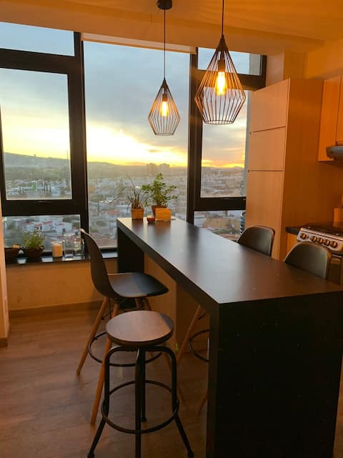 The best apartment in Querétaro
