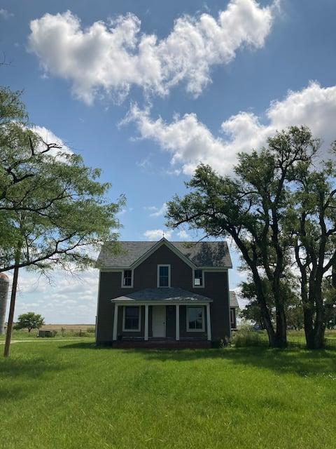 Historic Farmhouse Retreat Amidst Beautiful Fields