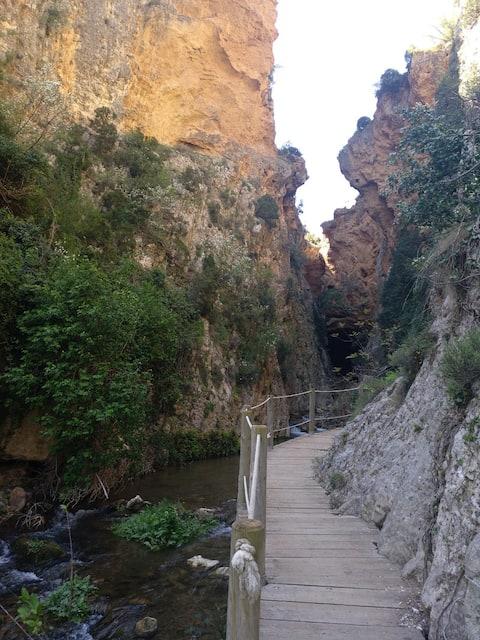Disfruta de la naturaleza en Teruel