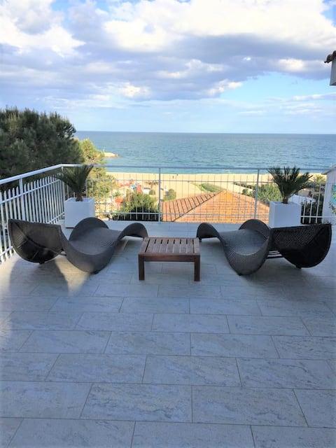 Apartment Terrazza Numana - 50 m from the sea