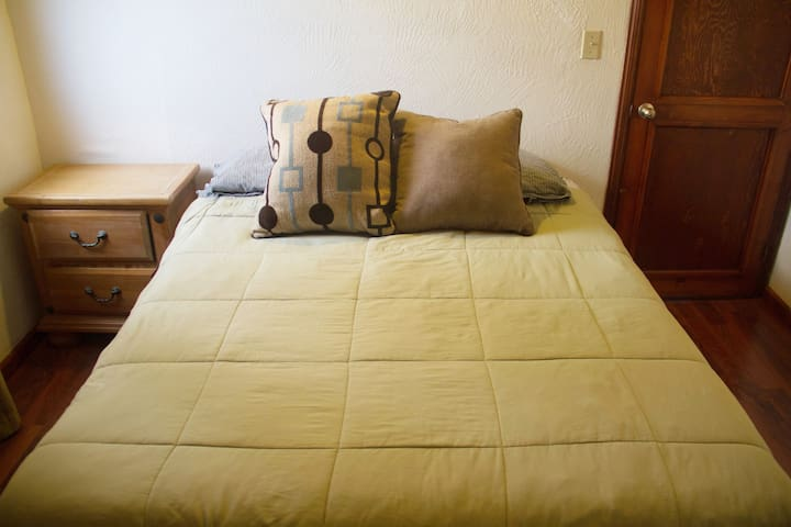 Ccomfortable room / Comóda Habitación