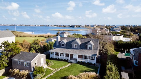 WHB Water Views with Pool and Guest Cottage