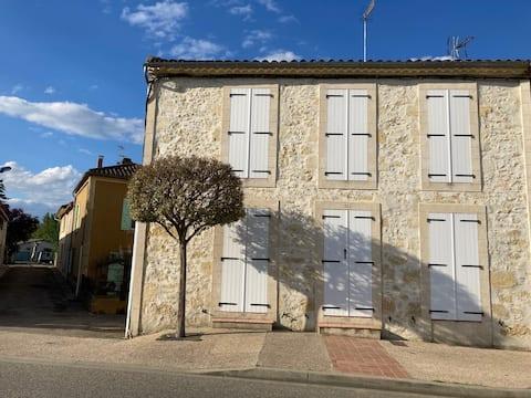 Gîte des Thermes (Castéra-Verduzan)