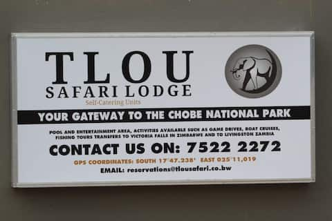 Your gateway to the Chobe National Park