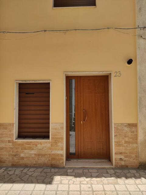 Casa Mario nell'antico borgo di Irsina