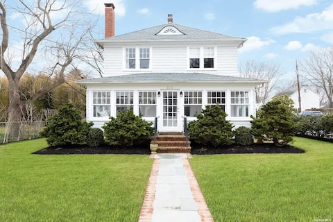 Historic Charm in the heart of Greenport Village
