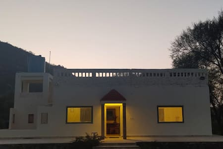 Country House in Private Estate Sariska Rajasthan