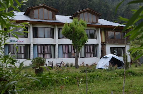 Charming Guest House  with all basic amenities !