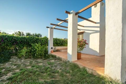 Casa de camp mediterran in Alicante