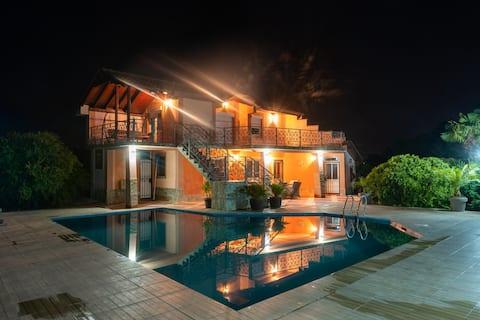 Villa Katerina & Pool