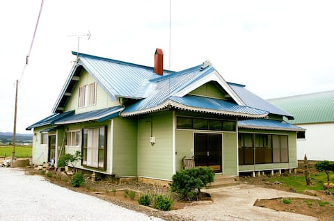 """Want to relax in a house in the """"OMOTENASHI Lodge Yuyu"""" field, limited to one group per day?"""