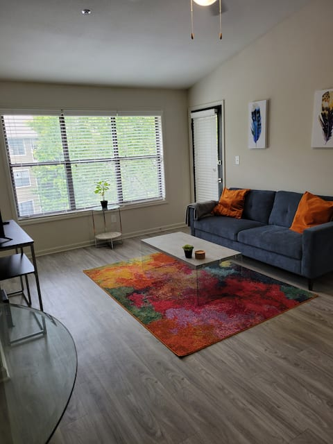 Quiet, Cozy 1-bed/bath 15-min from downtown Atl!