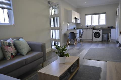 Newly renovated self contained studio flat