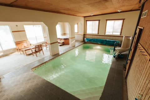"""Private Pool + Hot Tub + 70"""" TV's + JUST LISTED"""