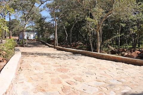Lake Manyame Park Lodge, Zimbabwe