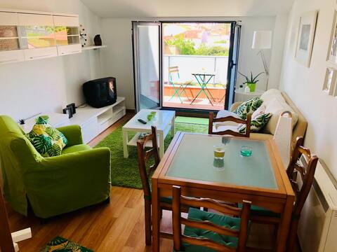 Apartamento en Palmeira-Ribeira (Rias Baixas)
