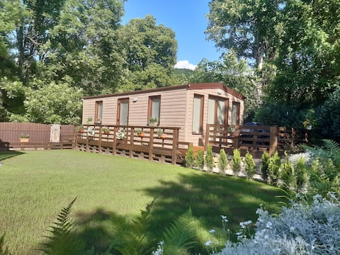 Minihouse in the garden