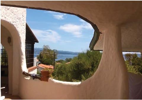 Villa esclusiva  vista mare con piscina panoramica