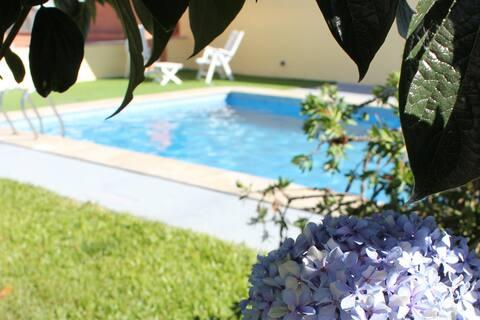 Casa das Flores, villa with pool in the Douro
