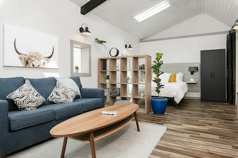 Adorable Modern Guesthouse - West Downtown Boise