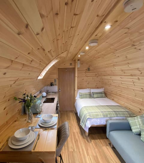 Meall Ard Self Catering Pod - Isle of South Uist