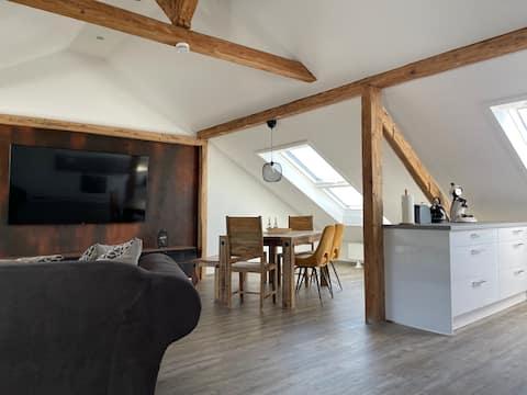 Schöne Dachgeschosswohnung in Landstuhl