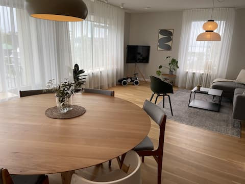 Bright apartment in the heart of Reykjavík