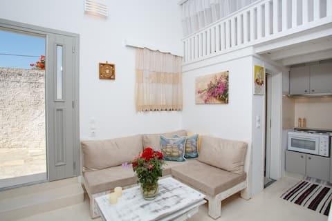 Całe piękne mieszkanie w Marmara z Paros