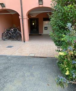 L'ingresso principale