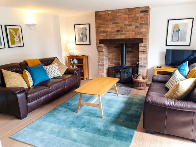 Newly renovated and modernised living area