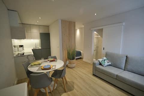 Moderne Privatwohnung erwartet Sie in Sesimbra