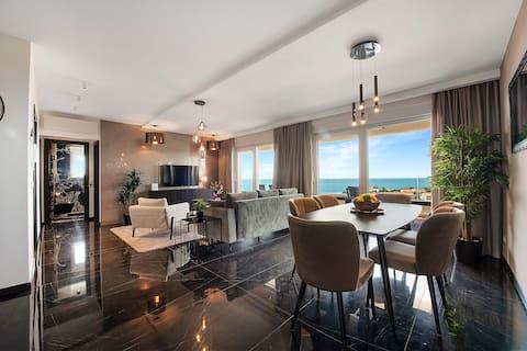 Superior Apartment Marangun with beautiful SeaView