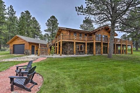 Evergreen Lodge - A true Black Hills Experience