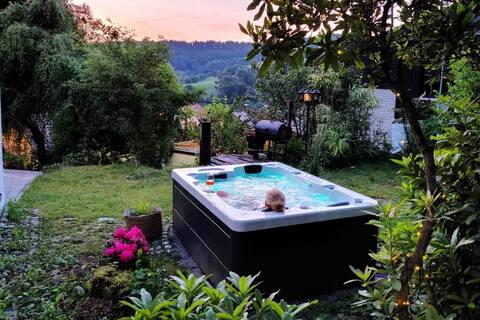 natureSPA  -  Suite mit Whirlpool im Odenwald  NEU
