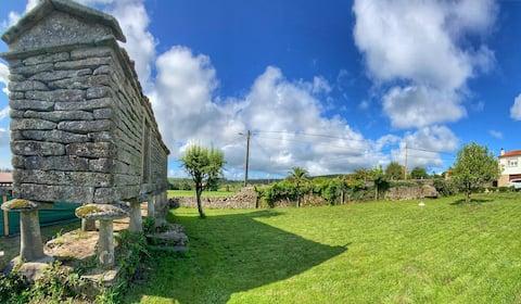 Dům na venkově v Muxía