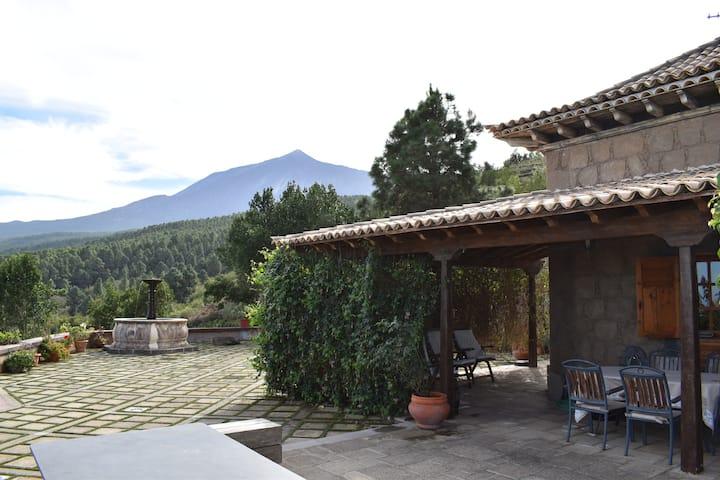 Villa Rural a las Faldas del Teide