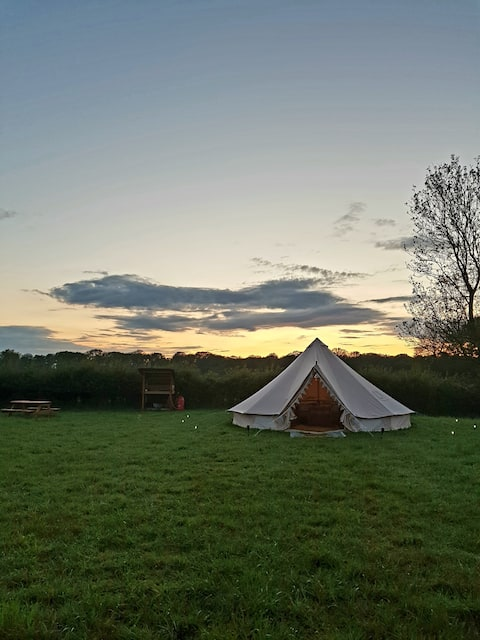 Enchanting country retreat in Norfolk