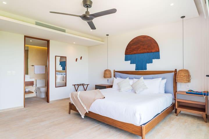 Ten tu merecido descanso en un acogedor Airbnb que tenemos para ti! :)