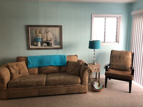 Lovely two bedroom condo on White Lake, NC